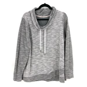 Calvin Klein performance funnel neck sweater 2X